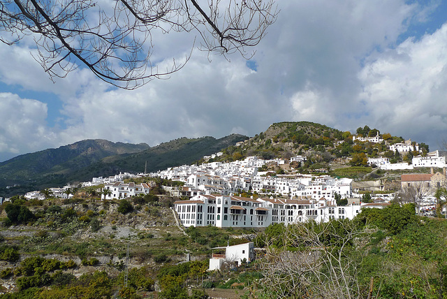 Spain - Frigiliana