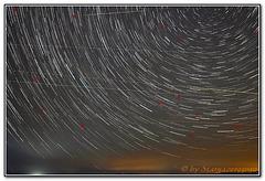30 minutes of Perseid Meteors over Lake Tahoe