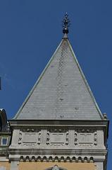 Массандровский Дворец, Верх Башни