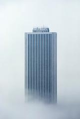 AON Center - Fog