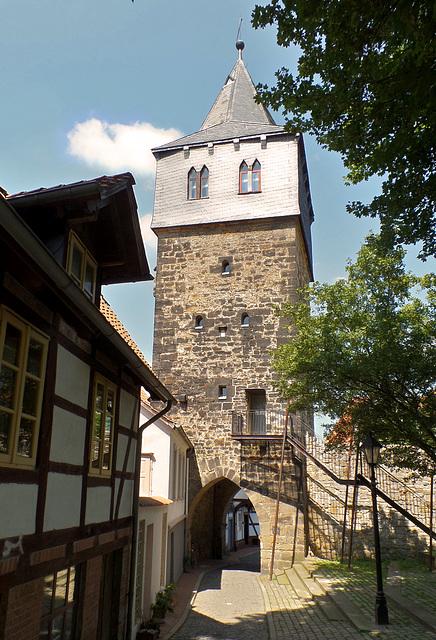 Kehrwieder Turm in Hildesheim (PiP)