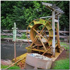 Pumpe | Wasserrad