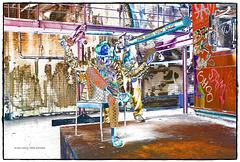 Abstrakt im Heizhaus (2x PiP)