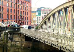 IP/PA Treffen-Nachlese: HFF an der Neuerwegs-Brücke