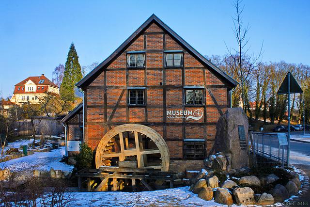 Schwerin, Technisches Museum Schleifmühle