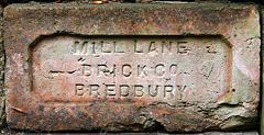 Mill Lane Brick Co, Bredbury