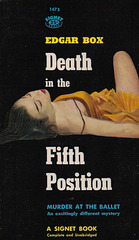 Edgar Box - Death in the Fifth Position