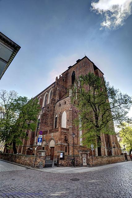 Bazylika katedralna Świętych Jana Chrzciciela i Jana Ewangelisty 1