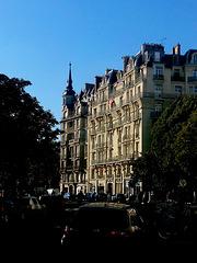 Demeure bourgeoise, Paris