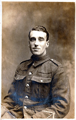 """Hector, January 12th 1918"", (Yorkshire Regiment)"