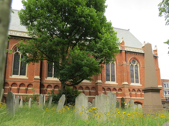 highgate school chapel, london