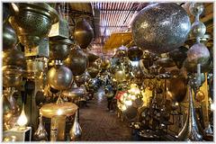 Souk, Marrakech, Maroc / Morocco