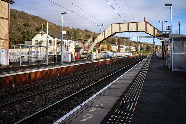 Bowling Railway Station