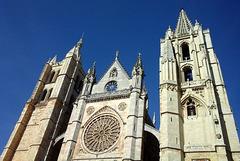 Cathédrale de León (Castille-et-León, Espagne)