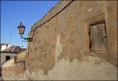 A Chinchón backstreet.