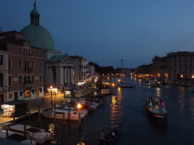 Grand Canal by night 1