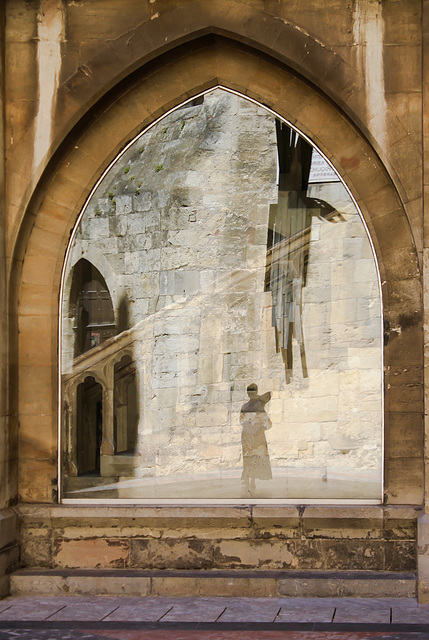 Narbonne - Reflections