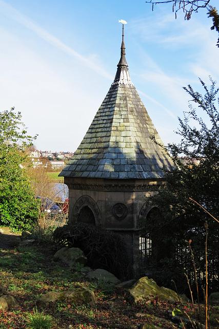 billy hobby's well, grosvenor park, chester