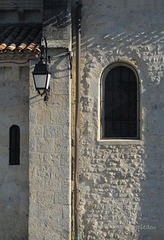 Eglise de Cadaujac (Gironde - France)...