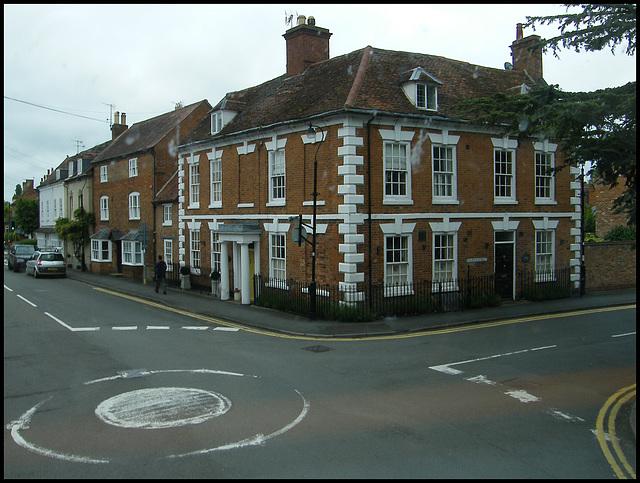 Barford crossroads