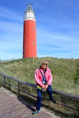 Sitting on a Fence - Texel Island,