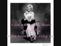 Dolly Parton - House of the Rising Sun
