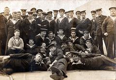 HMS Neptune c1914