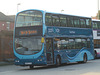First 37161 at Fareham Bus Station - 27 March 2017
