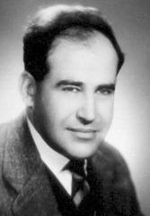 Louis-Christophe Zaleski-Zamenhof  ĉ. la jaro 1960