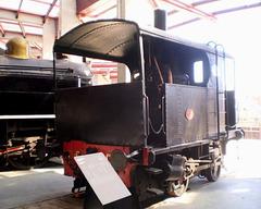 Steam locomotive (1901).