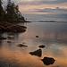 Larabee St Park Sunset low tide