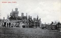 Costessey Hall, Norwich (Demolished)