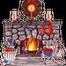 Christmas Fireside..