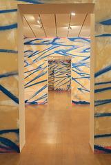 Renée Levi, Biennale d'art contemporain, Lyon, 2019 (Rhône, France)