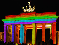 Festival of lights, Berlin 2012