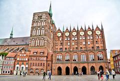 Nikolakirche Straslund