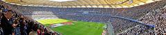 Volksparkstadion Panoramabild