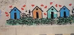 Dalaiama's stencil.