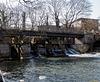 Winter in Braunschweig: die Petriwehrbrücke (2*PiP)