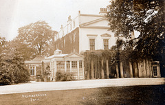 Bromborough Hall, Wirral (Demolished)