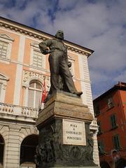 Monument to Garibaldi (1892).