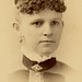 Anna Sokamp (1854-1915), Aurora, Indiana (Cropped)