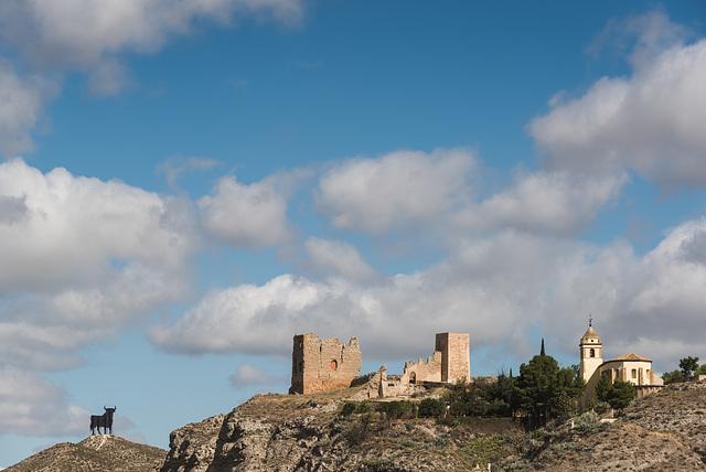 El Toro y las Ruinas