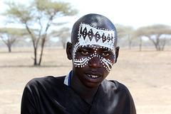 Massai. Tansania. 2012