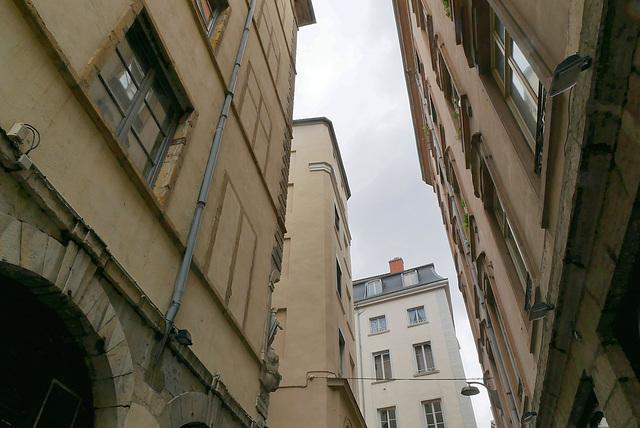 Architecture lyonnaise
