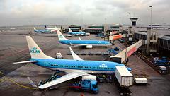 KLM @ AMS