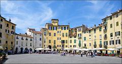 Lucques / Lucca (I, Toscane) 19 mai 2011.