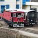 Shimla Station- A Steam Engine!