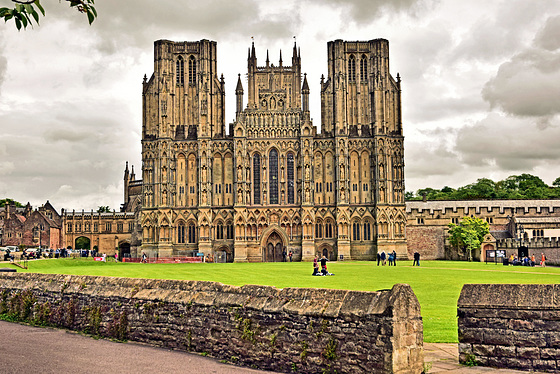 Wells Catherdral