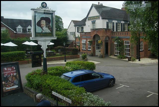 The Kings Head at Wellesbourne